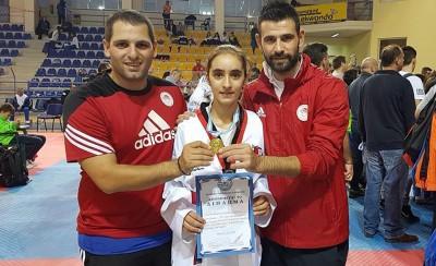 Πρωταθλήτρια Ελλάδας η Καραμαργιού!
