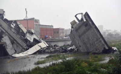 Τραγωδία στη Γένοβα, 22 νεκροί!
