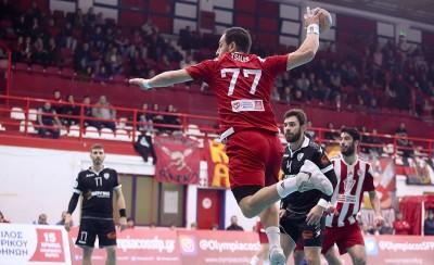 Ολυμπιακός-ΠΑΟΚ 21-16 (Τελικό)