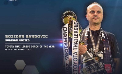 Προπονητής της χρονιάς ο Μπάντοβιτς