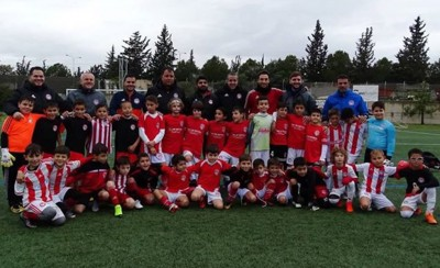 Η ξεχωριστή επίσκεψη στη Σχολή Λάρνακας και το 1ο τουρνουά (photos)