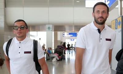 Έμειναν εκτός αποστολής Ομάρ και Βούκοβιτς!