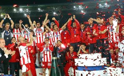 Κύπελλο με 3άρα στην ΑΕΚ (photos, video)
