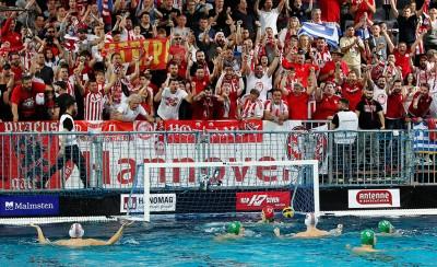 Ανατριχιαστικός ο λαός του Ολυμπιακού!