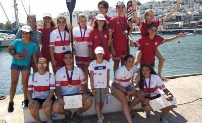 15 μετάλλια στους Διασυλλογικούς Αγώνες