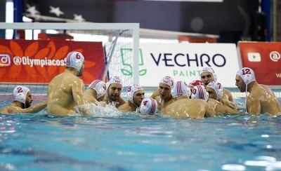 Ολυμπιακός-Μπρέσια 8-7 (Τελικό)