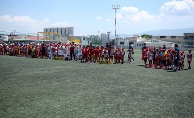 Στη σέντρα το Πρωτάθλημα και το Κύπελλο Σχολών Αττικής