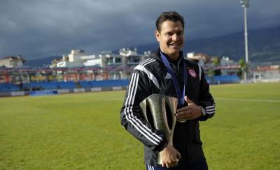 «Οι κορυφαίες στην Ελλάδα. Ευχαριστώ τον ηγέτη του Ολυμπιακού»
