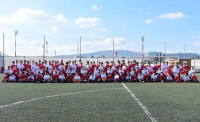 Τουρνουά για την επέτειο 20 χρόνων των Ακαδημιών του Θρύλου (photo)