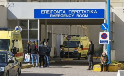 26 νεκροί, 892 συνολικά κρούσματα στην Ελλάδα!