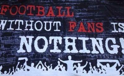 Οι οπαδοί είναι η πεμπτουσία του ποδοσφαίρου!