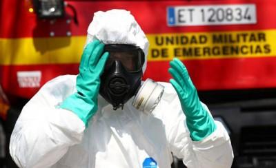 Συνεχίζεται το δράμα στην Ισπανία! 655 νεκροί σε μία μέρα!