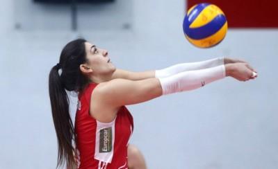 Η Ζακχαίου αποχαιρέτησε τον Ολυμπιακό