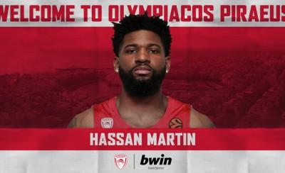 Και επίσημα στον Θρύλο ο Χασάν Μάρτιν!