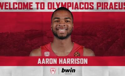 Ανακοινώθηκε ο Χάρισον!