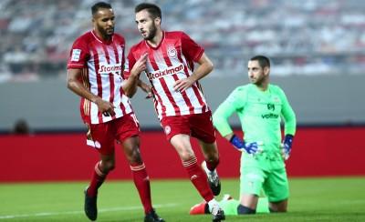 Το πρώτο γκολ της σεζόν ο Φορτούνης! (photo)