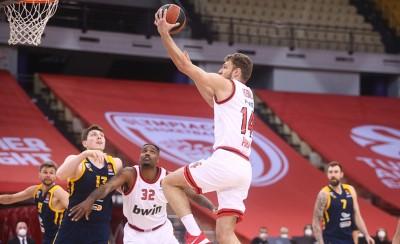 MVP στην Ευρωλίγκα ο Βεζένκοβ!