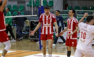 Φοίνικας Σύρου-Ολυμπιακός 0-3 (Τελικό)
