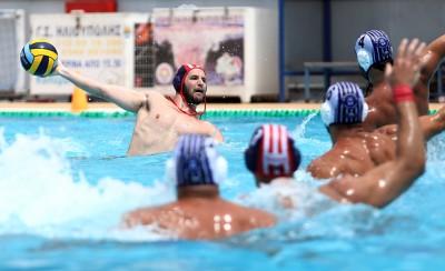 Βουλιαγμένη-Ολυμπιακός 6-11 (Τελικό)