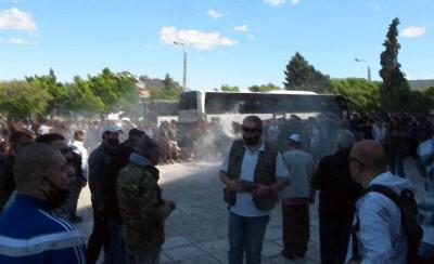 Οπαδοί του ΠΑΟΚ καθοδόν για Αθήνα, η Πολιτεία ασχολείται; (video)