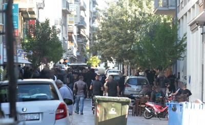 Αφού τους συνόδευσαν στην Αθήνα, απαγόρευσαν τις συναθροίσεις!