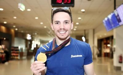 «Συγχαρητήρια για τη θριαμβευτική πρόκριση στους  Ολυμπιακούς Αγώνες»