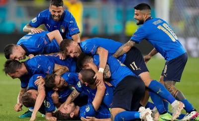 Τρομερή Ιταλία, προκρίθηκε από τη 2η αγωνιστική!
