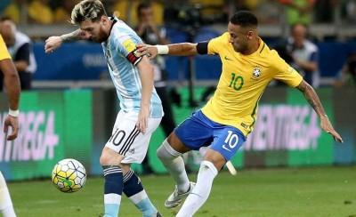 Αργεντινή - Βραζιλία: Σεληνιασμένος ο Μέσι, αποφασισμένος ο Νεϊμάρ και όποιος αντέξει στον τελικό του Copa America!