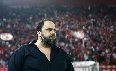 Ο Βαγγέλης Μαρινάκης καλύπτει την οικονομική ζημιά