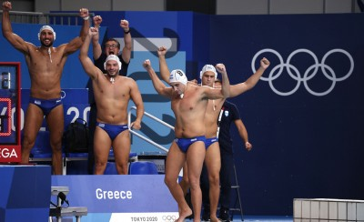 Ερασιτέχνης: «Δοξάσατε την Ελλάδα»