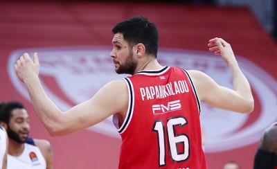 Τραυματίας ο Παπανικολάου, δεν παίζει στο τουρνουά