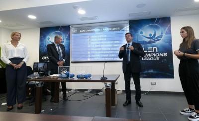 Αυτός είναι ο όμιλος του Θρύλου στο LEN Champions League! (photos)