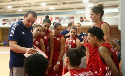 Ολυμπιακός - Μπίτγκοζ  103-68 (Τελικό)