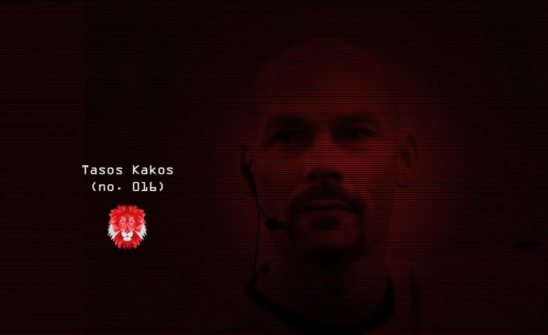 Τ. Kakos (no. 016)