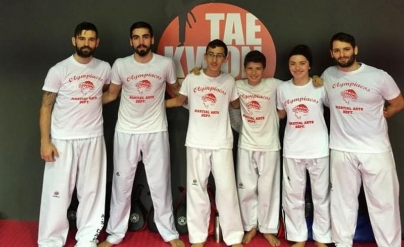 Με 5 αθλητές στο 1ο Πανελλήνιο Κύπελλο