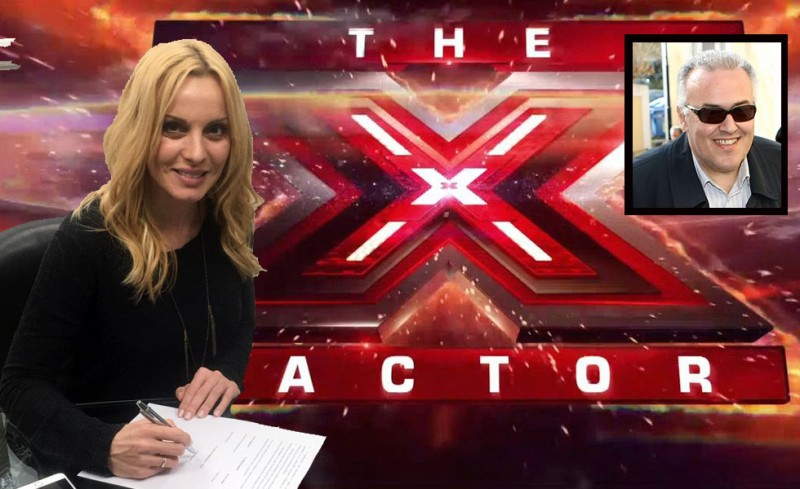 Ο Θωμαΐδης παρουσιαστής στο X-FACTOR του ΣΚΑΪ!