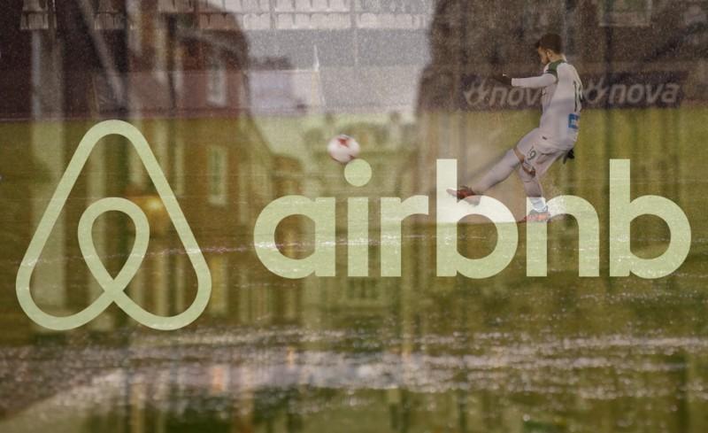 Η λύση είναι μία! Airbnb...