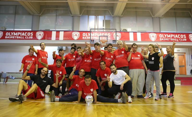Η πρώτη προπόνηση της ομάδας One Team (photos)