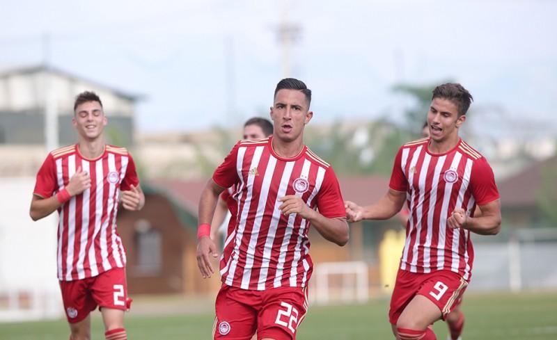Ολυμπιακός Κ19-ΑΕΛ Κ19 2-0 (Τελικό)