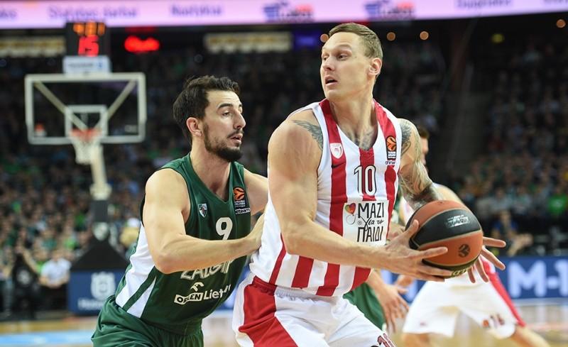 Ζαλγκίρις-Ολυμπιακός 83-75 (Τελικό)