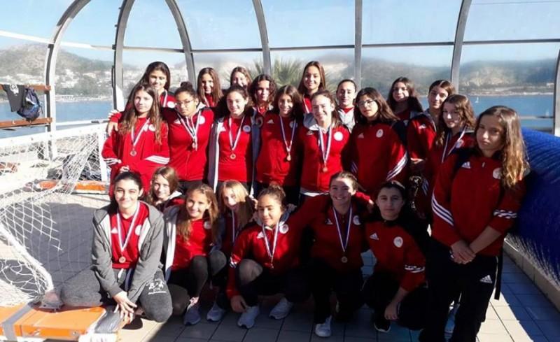 Το πρόγραμμα του πρωταθλήματος Νέων Γυναικών
