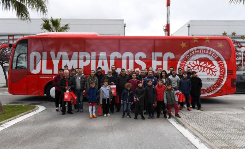 Με επιτυχία ολοκληρώθηκε το 2ο «Olympiacos Xperience»