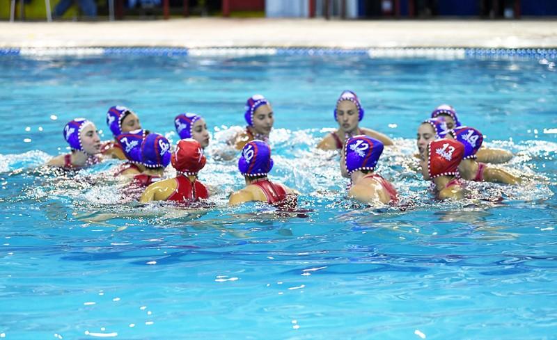 ΝΟΒ-Ολυμπιακός 7-8 (Τελικό)