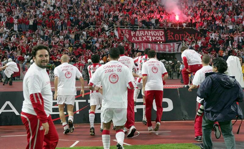 Το 2005 και όχι το 1985 το τελευταίο πρωτάθλημα που πανηγυρίστηκε στη Θεσσαλονίκη