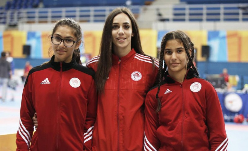 Με τέσσερις αθλήτριες στο «Κύπελλο Ακρόπολης»