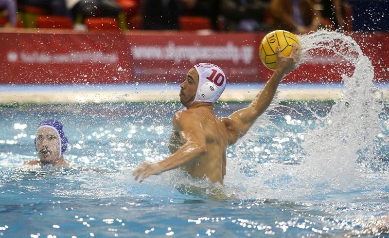 Ολυμπιακός-Βερόνα 11-5 (Τελικό)