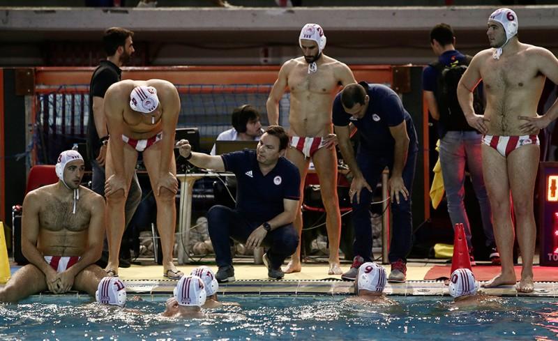 «Πολύ σημαντικό για τον Ολυμπιακό και το ελληνικό πόλο»