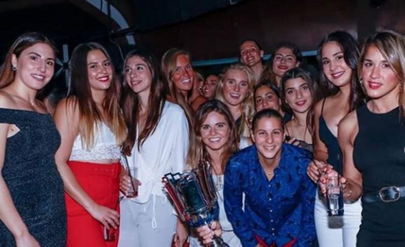 Πρωταθλήτριες και στη διασκέδαση (photo)
