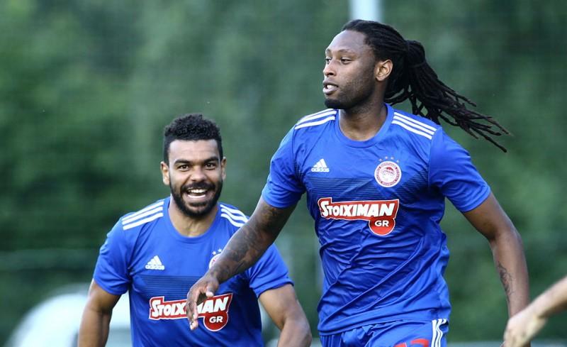Ο Σεμέδο για το πρώτο του γκολ με τον Θρύλο (photo)