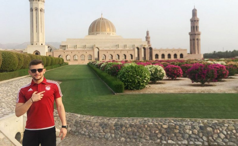 Ολυμπιακός και στο Ομάν (photo)
